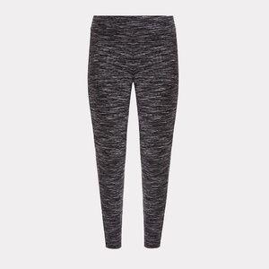 NWT Torrid Grey Dye Knit Legging, M / 10